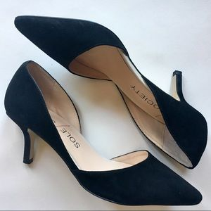 Sole Society Jenn D'Orsay Pumps Size 10